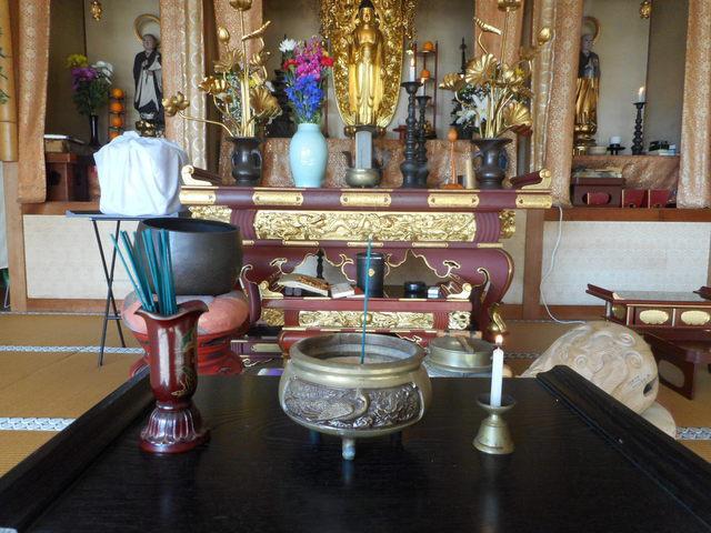 光明寺の館内4