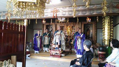 浄土門 時宗 光明寺の館内3