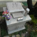 ペットの供養墓『絆』2