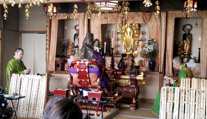 浄土門 時宗 光明寺の館内19