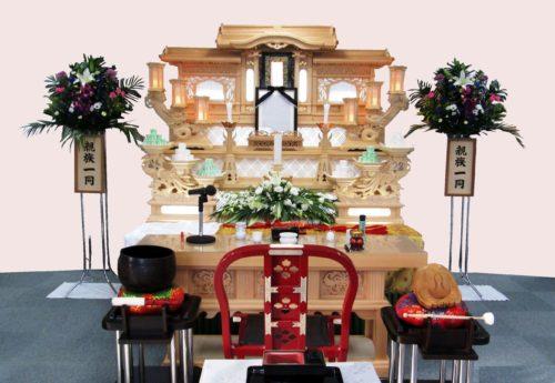 光明寺家族葬プラン70