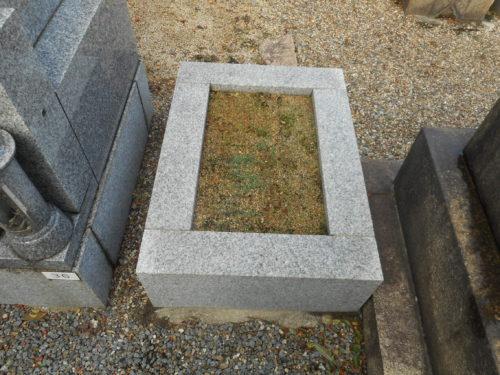墓地区画小