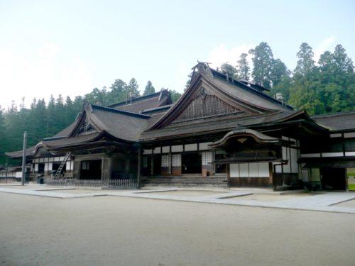 高野山金剛峰寺