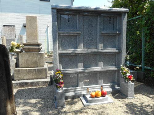 西淀川区納骨堂墓地